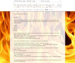 website Hanneke Kappen